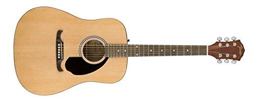 Fender FA-125 Dreadnought Walnut Acoustic Guitar - Natural