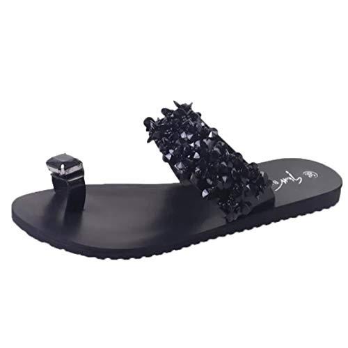 Mounter-Shoes ,  Damen Knöchelriemchen, Schwarz - Schwarz - Größe: 41