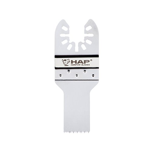 Buy Harpow 5 pieces 20mm stainless steel quick cut saw blades,power oscillating tool blades,multitoo...