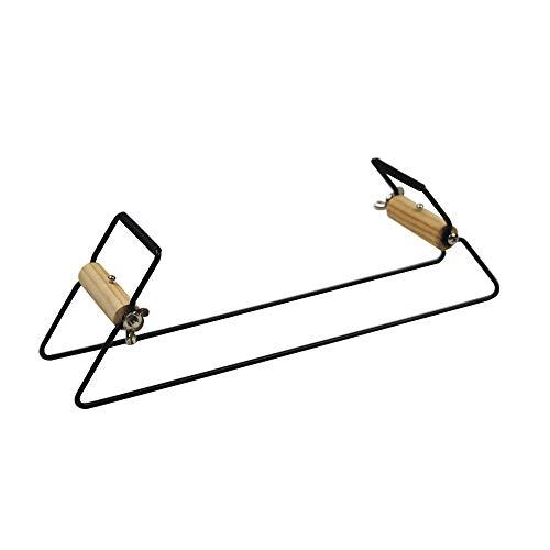 Kit de tejido de telar de cuentas de acero inoxidable, telar de joyería para manualidades DIY para hacer collar, pulsera, máquina de tejer, juguetes educativos