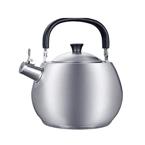 Kettlstainless Steel 4.5L Gas De Gran Capacidad Cocina De Inducción Doméstica Gas Universakettle DF