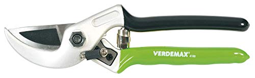 Verdemax 4188 21 cm Enclume Ébrancheur téléscopique