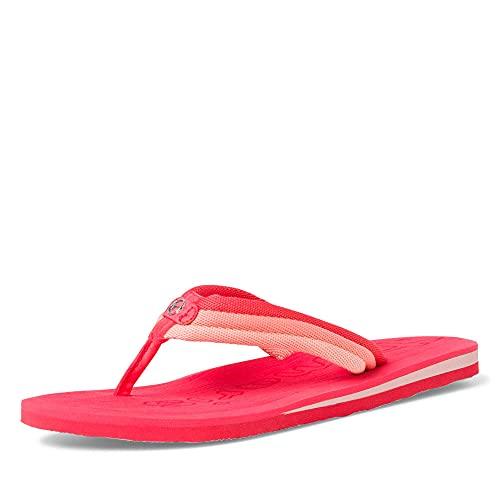Tamaris Damen 1-1-27138-36 Sandale, Flip-Flop, pricot comb, 41 EU