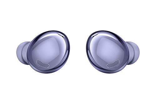 SAMSUNG Galaxy Buds Pro, Bluetooth Earbuds, True Wireless, Noise Cancelling, Charging Case, Quality Sound, Water Resistant, Phantom Violet (US Version)