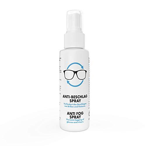 Anti-Beschlag Spray für Brillen & Visiere - Anti Fog Spray - Langzeitwirkung