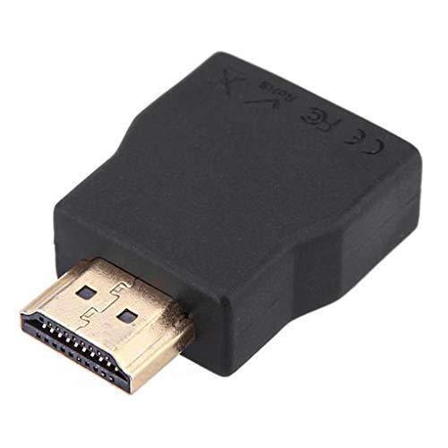 Uzinb Mini tensión portátil HD Protector de Protección ESD Hola Velocidad de sobretensiones Adaptador de Conector HD Protector