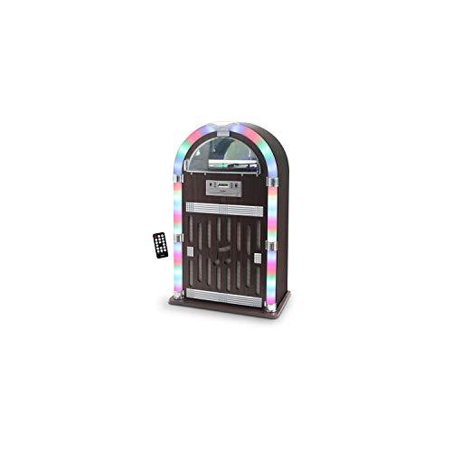 INOVALLEY RETRO32 JukeBox Vinyle / CD / FM