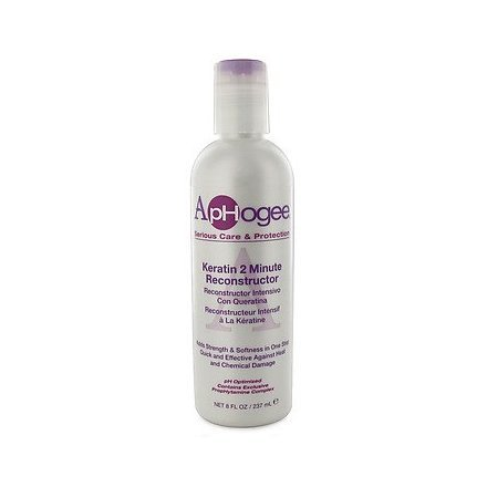 Aphogee Intensive Two Minute Keratin Reconstructor 237ml (8oz)