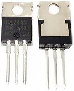Bestol 5PCS IRLZ44N MOSFET N-CH 55V 47A TO-220AB