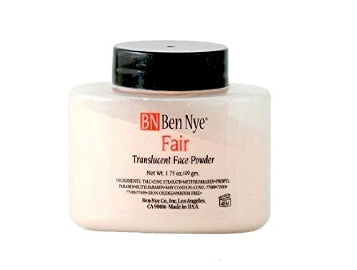 Ben Nye Fair Translucent Face Powder #49g. 1ea by Ben Nye