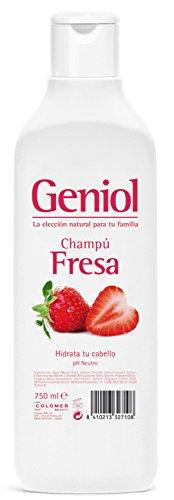 Geniol Champu Fresa 750 ml