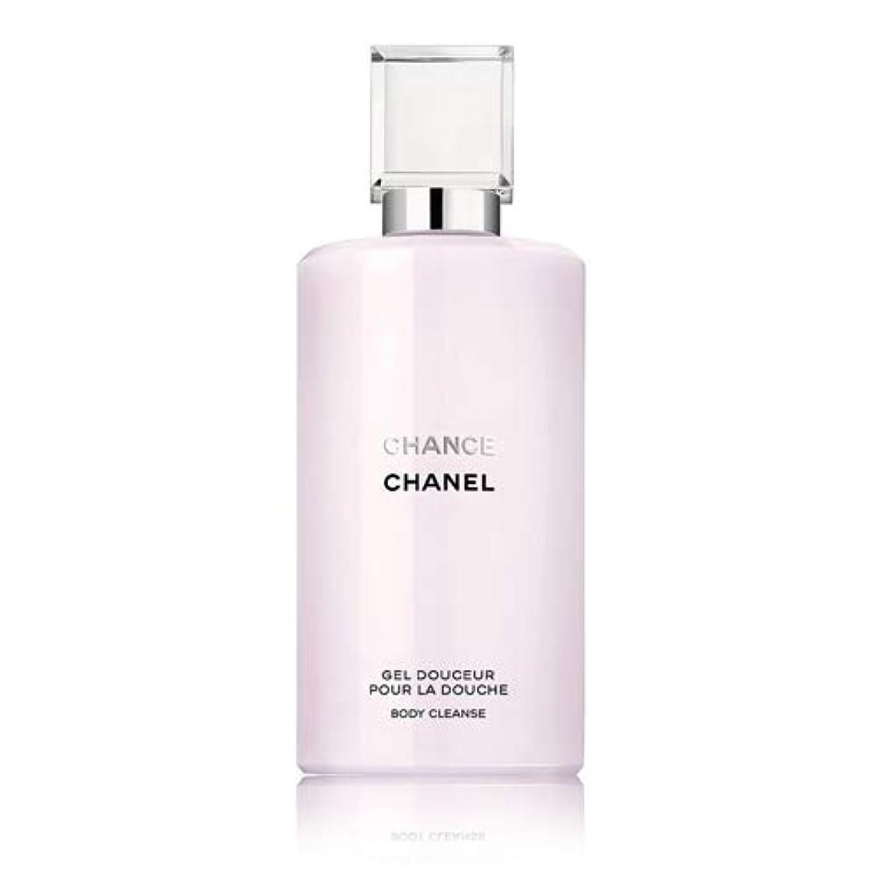 罪卑しい名目上のシャネル チャンス スウィート シャワージェル 200ml CHANEL CHANCE BODY CLEANSE [9505] [並行輸入品]