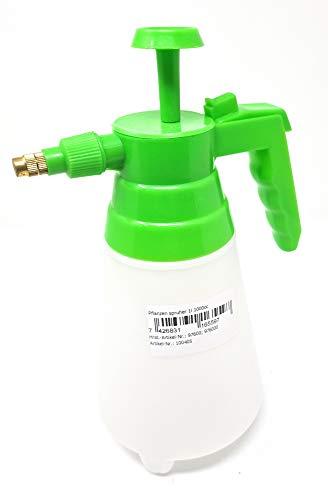 DWT-GERMANY 100405 1L Pflanzensprüher Drucksprüher Pumpsprühflasche Sprüher Sprühflasche Pump Zerstäuber Drucksprüher Pumpsprüher Handsprüher Wassersprüher Sprayer Pump Druck