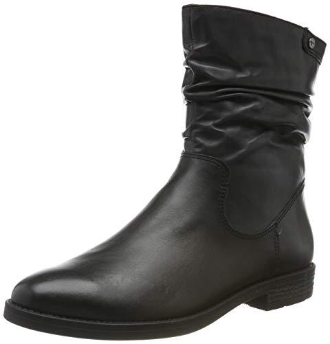 Tamaris Damen 1-1-25014-23 Biker Boots, Grau (Anthracite 214), 38 EU