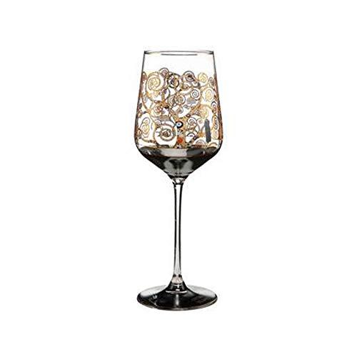 Goebel Der Lebensbaum - Weingläser Artis Orbis Gustav Klimt Bunt Glas 66926631