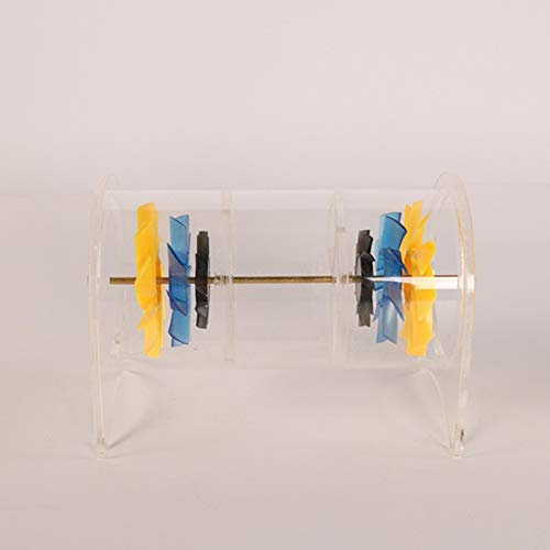 BIUYYY Kit Educativo De Juguetes Gas Turbine Model Equipo De...