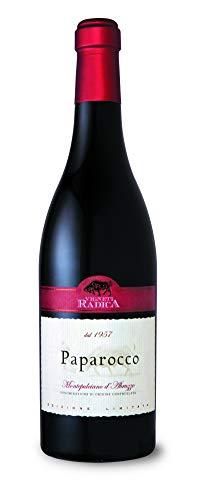 Vigneti Radica Paparocco Montepulciano D Abruzzo 2016 Vino Rosso - 750 ml
