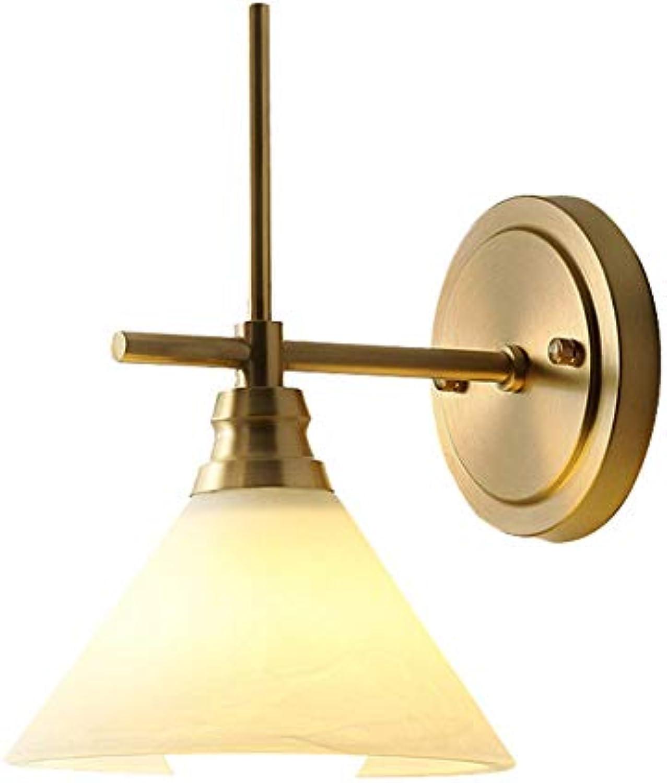 X_WH Nordic Wandleuchte Kreative Lautsprecher Form Design Wandleuchte Wohnzimmer Esszimmer Arbeitszimmer Schlafzimmer Nachttischlampe