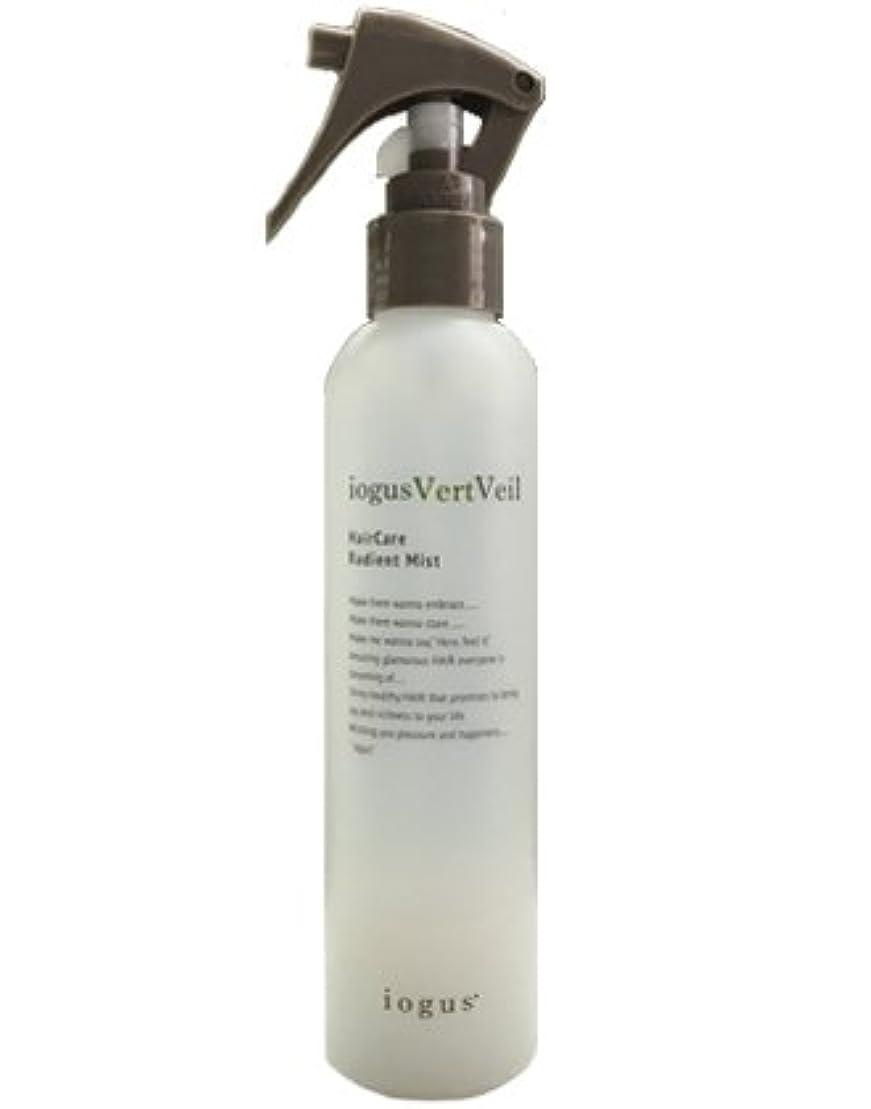 蒸留する眩惑する入場イオグスヴェールヴェールミスト 200ml 美容室で大人気!芯のある髪にする導入型CMCミストが圧倒的な浸透力を実現!髪の内部までしっかり浸透し、ダメージホールを減少させ、艶やかでまとまりのある髪にします
