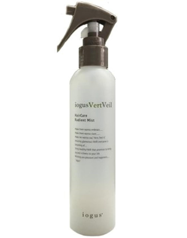 マーベル成分食品イオグスヴェールヴェールミスト 200ml 美容室で大人気!芯のある髪にする導入型CMCミストが圧倒的な浸透力を実現!髪の内部までしっかり浸透し、ダメージホールを減少させ、艶やかでまとまりのある髪にします