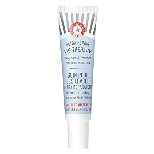 First Aid Beauty Ultra Repair Lip Therapy – Semi-Matte Lip...