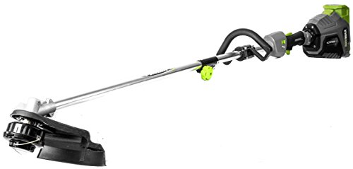Lowest Prices! Earthwise LST05815 15-Inch 58-Volt Brushless Motor Cordless String Trimmer, 2Ah Batte...