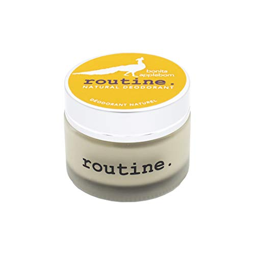 Routine Natural Deodorant - Bonita Applebom - 58g