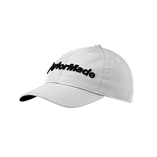 TaylorMade Performance Side Hit Golf Hat 2018 - White