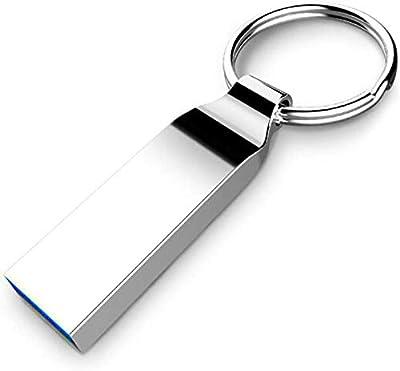 1TB aluminum USB memory stick, mini stylish USB flash drive (1TB, Style C)