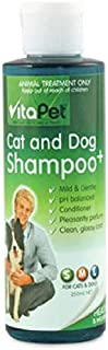 Vita Pet Cat and Dog Shampoo 250mL