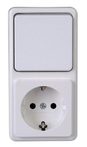 Kopp 108802007 - Enchufe (Programa de Superficie estándar)