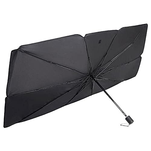 Cortina de vidrio para ventana delantera de coche, parasol de protección solar, cortina de parabrisas de ventana de aislamiento térmico, para Mazda 3 Axela 2019 2020 2021Sombrilla Paraguas del Coche