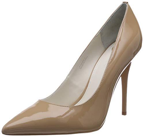 Buffalo London 11335x-269 L, Zapatos de Tacón Mujer, Beige (Nude 01 000), 37 EU