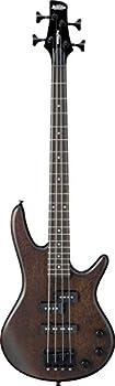 Ibanez 4 String Bass Guitar Right Walnut Flat  GSRM20BWNF