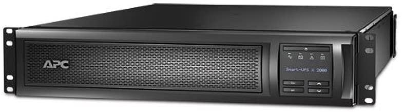 APC SMX2000RMLV2U X 2000VA Rack/Tower LCD 100-127V Smart-UPS