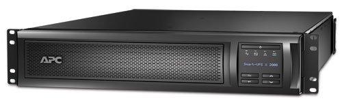 APC Network UPS, 2000VA Smart-UPS Sine Wave UPS with Extended Run Option, SMX2000RMLV2U, 2U Rackmount/Tower Convertible, Line-Interactive, 120V