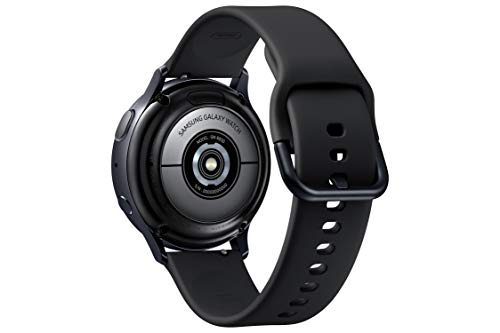 Samsung Galaxy Watch Active2 Aluminium, 44 mm, Bluetooth, Schwarz - 2