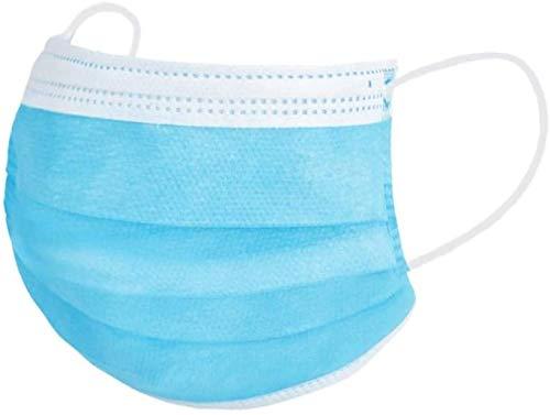 NHDZ Gesichtsschutzmaterial Einweg-Staubschutzmittel Keimgesichtsgesichtsverdrahtung Mundschutz - 10 STK