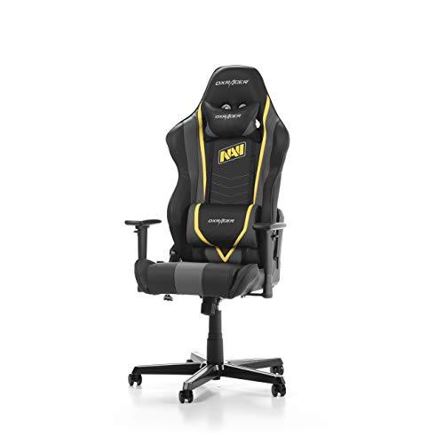 DXRacer Racing Series R60 Gaming Stuhl für eSport aus Kunstleder, Natus Vincere, Na Vi