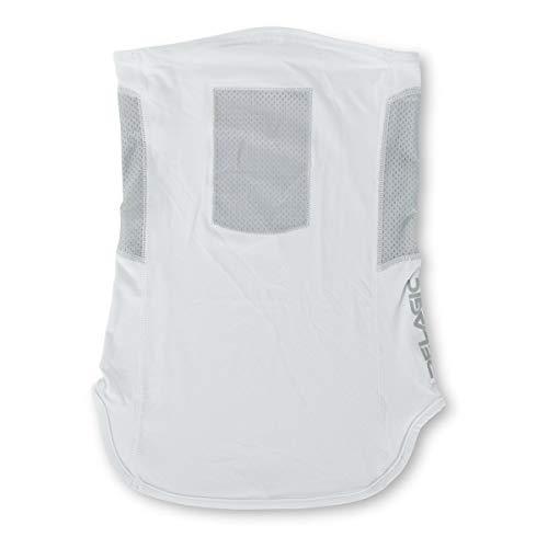 PELAGIC Sunshield Pro Fishing Neck Gaiter   Size One Size   White