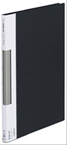 キングジム サイドイン クリアーファイル カラーベース B4S 黒 147Cクロ 【まとめ買い3冊セット】