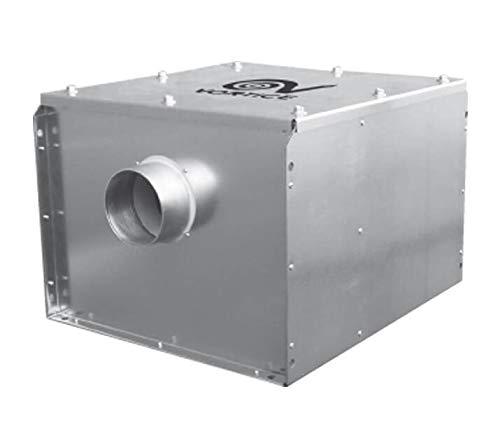 Radial-Rohrventilator Vort QBK Quiet 125 IPX4