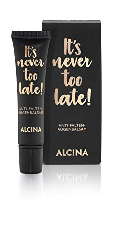 ALCINA It's never too late Augenbalsam, 1 x 15 ml