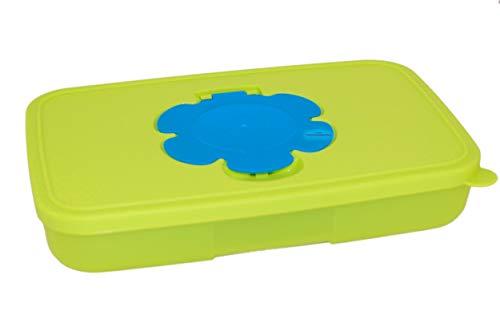 Tupperware® Feuchttücherbox klein 650 ml & Kugelschreiber *Tolle Haushaltshelfer*.