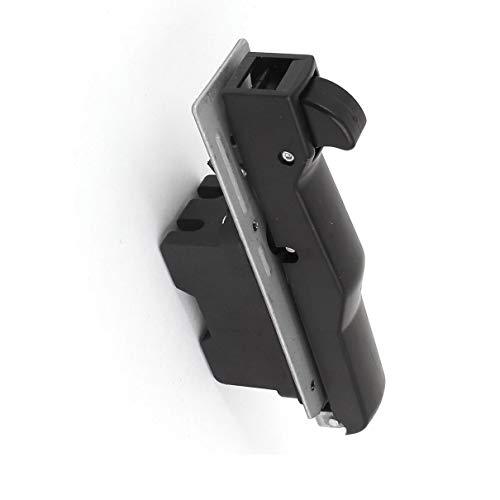 Aexit Bloqueo DPST de la amoladora angular en el interruptor de disparo 250VAC 12A (model: O3447IXII-6978PT) para Hitachi 180