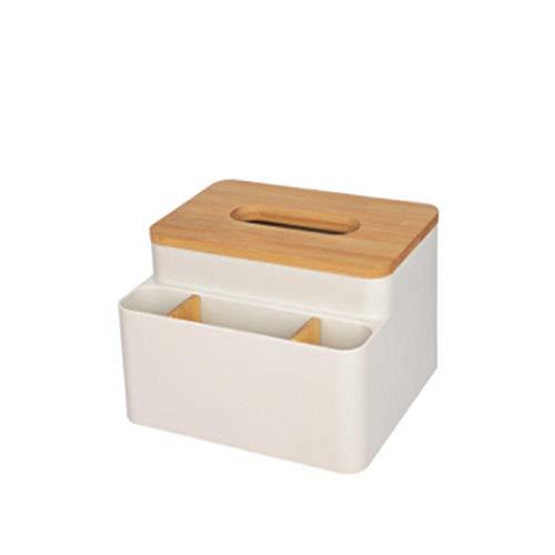 Caja de pañuelos, dispensador de pañuelos, Caja de Almacenamiento de cajón de Cubierta de Madera de Escritorio Creativo, Caja de Almacenamiento de baño, el hogar, Oficina, la decoración del automóvil