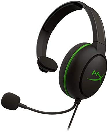 HyperX CloudX Chat Headset Official Xbox Licensed Headset Compatible with Xbox One and Xbox product image