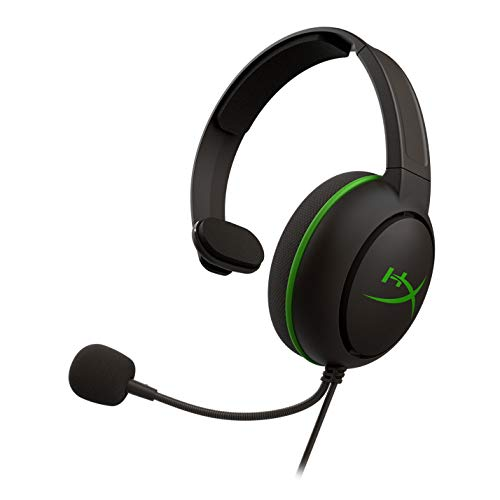 HyperX HX-HSCCHX-BK/WW Cloud Chat Cuffie Gaming per Xbox