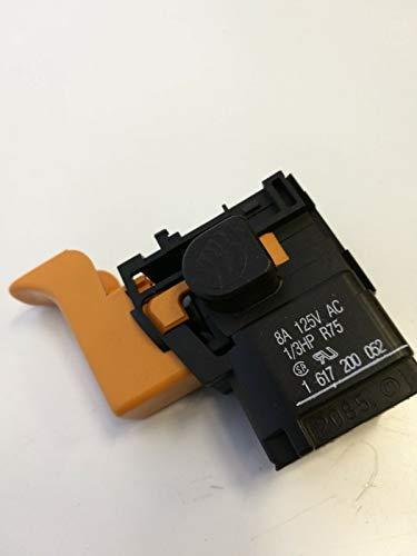 Bosch 1617200052 - Interruttore per trapano PBH UBH GBH GAH originale Bosch