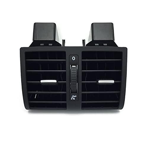 ZHENRONG Gdong Store 1pc Nero. Addominali Auto Center Console Posteriore Air Vent Vent Outlet Sostituzione Adatta for Touran 13-05 Caddy 04-15 di Alta qualità